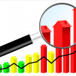Stock Photo: Housing market illustration