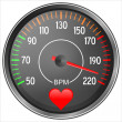 Stock Photo: Blood pressure manometer