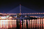 Golden Horn Bridge — Stock Photo