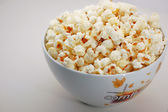 Pop corn in china — Stock Photo