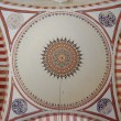 Islamic pattern in mosque — Stock Photo
