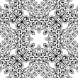 Black and white pattern — Stockvektor #14753493