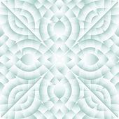Crystal pattern — Stock Vector