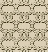 Seamless chain pattern — Stock Vector