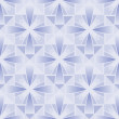 Crystal pattern — Stock Vector