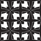 Black and white pattern — Stock Photo
