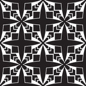 Black and white pattern — Stock Vector