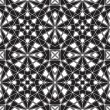 Black and white pattern - 