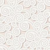 Vintage swirls pattern — Stock Vector