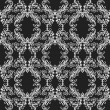 Swirls pattern — Vettoriali Stock