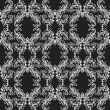 Swirls pattern — Stock vektor