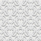 Paper lace pattern — Stock Vector