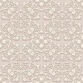 Patrón de color beige — Vector de stock