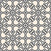 Geometrisches muster — Stockvektor