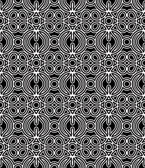 Black and white pattern — Vettoriale Stock