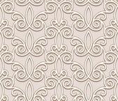 Patrón de color beige transparente — Vector de stock