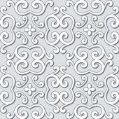 Grey pattern — Stok Vektör