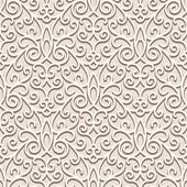 Beige patroon — Stockvector