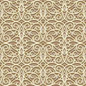 Zlatý vzor — Stock vektor