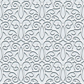 Grey seamless pattern — Stock Vector