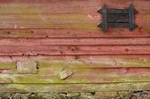 Fixed old wall — Stock Photo