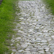 Ancient footpath — Stock Photo #16259935