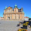 Kalmar Cathedral — Stock Photo