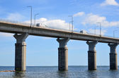 Detail of Oland Brige, Sweden — Stock Photo