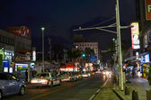 Street view from Naha, Okinawa — Stock Photo