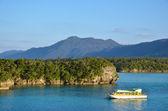 Tropical Bay View — Stockfoto