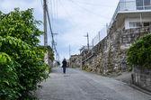 Japanese streetview — Stockfoto