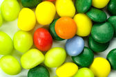 Multicolored confection — Stock Photo