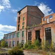 Old factory ruins — Stock Photo #14682567