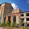 Old factory ruins — Stock Photo #14682605