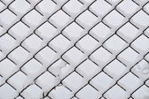 Frosty mesh — Stock Photo