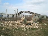 Vieilles ruines de la ferme — Photo