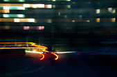 Veilleuses automobile — Photo