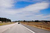 The motorway. — Stock Photo