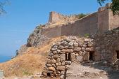 Korint kalıntıları. — Stok fotoğraf