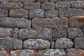 Ancient wall. — Stock Photo