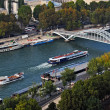 Stock Photo: Seine River.
