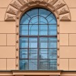 Stock Photo: Window arch.