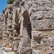 Stock Photo: Ancient wall of Acropolis.