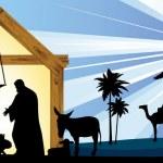 Star of Bethlehem. — Stock Vector #14078109