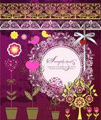 Background for Valentine's day — Wektor stockowy