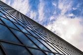 Moderní kancelářská budova — Stock fotografie