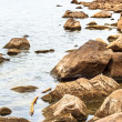 Big rocks in water — Stock Photo #15314585