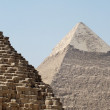Stock Photo: Great Pyramids