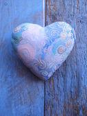 Blue Romance — Stock Photo