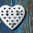 Shabby Chic Heart — Stock Photo #23641837